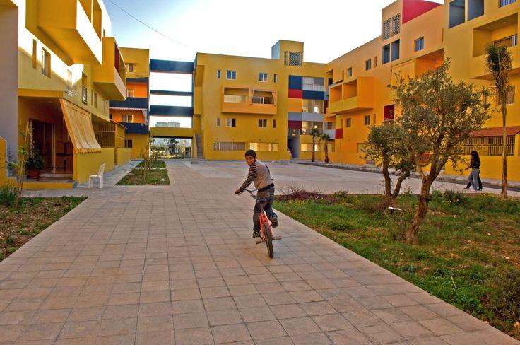 Housing for the Fishermen of Tyre, Hashim Sarkis Studios, Abbasiyeh, Lebanon