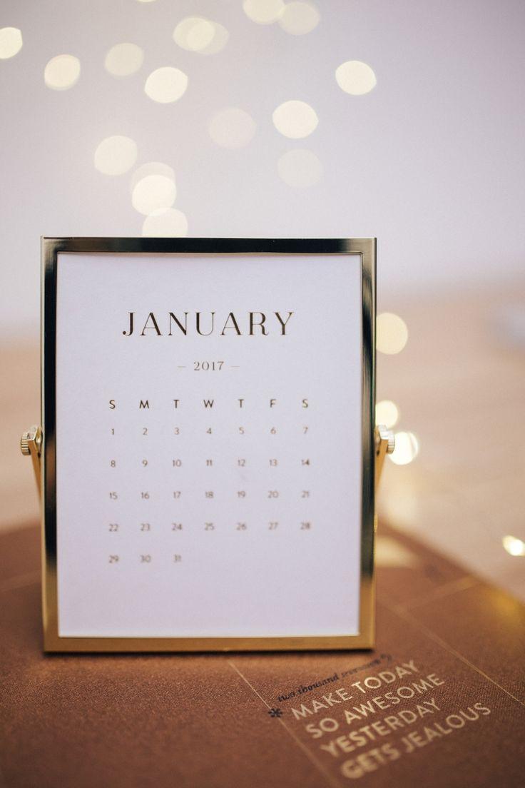 January 2017 2