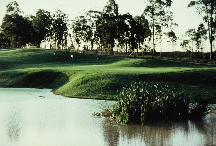 Steve Smyers Golf Course Architects | Cypress Lakes Golf & Country Club, Hunter Valley, Australia | Hole #17  | http://stevesmyers.com/ | #SmyersDesign  #GolfCourseDesign #GolfCourses #ssgca