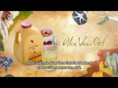 De Aloe Vera Dranken Van Forever Living