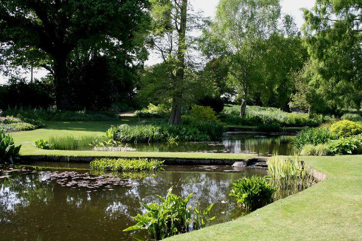 The beth chatto garden en essex inglaterra jardines for Jardines romanticos