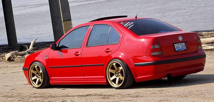 VW Jetta Mk4 #Rota Grid