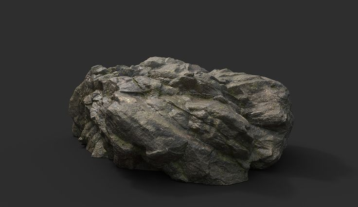 ArtStation - Rock Collection Vol 2 - Jungle Rocks, Alen Vejzovic
