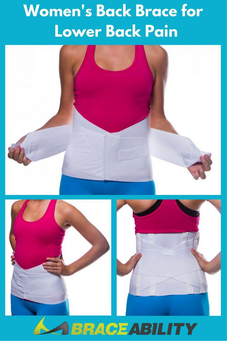 68 Best Images About Back Pain Treatment Braces Belts