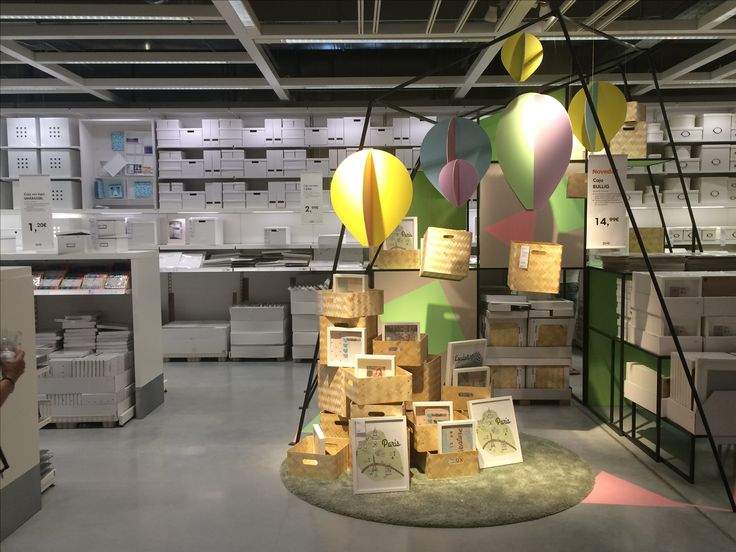 IKEA Alcorcon, Madrid, playful inspiration