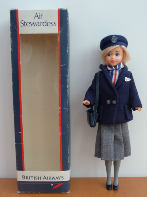 REXARD BRITISH AIRWAYS AIR STEWARDESS DOLL 2+3 I love Barbie - british airways flight attendant sample resume