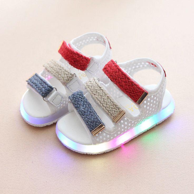 2017 ventes chaudes cool d'été bébé sandales  casual haute qualité bébé chaussures Belle plage  &eacute ...