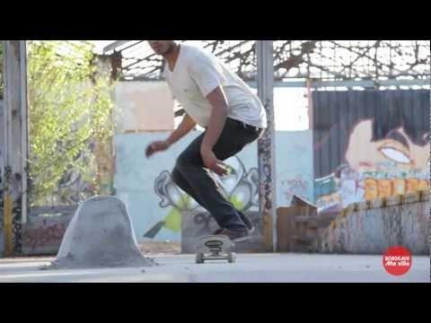 Bordeaux Skate - 1 minute de bonheur en ville