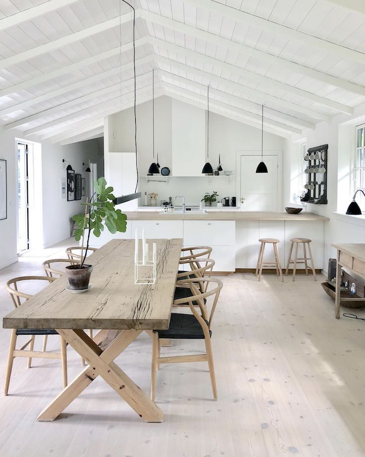 Danish Home Design Ideas: 15 Coastal Living Ideas To Steal From A Breathtaking
