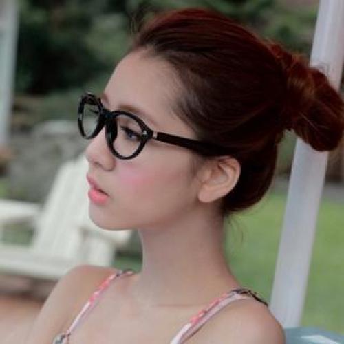 Chunky Vintage Glasses