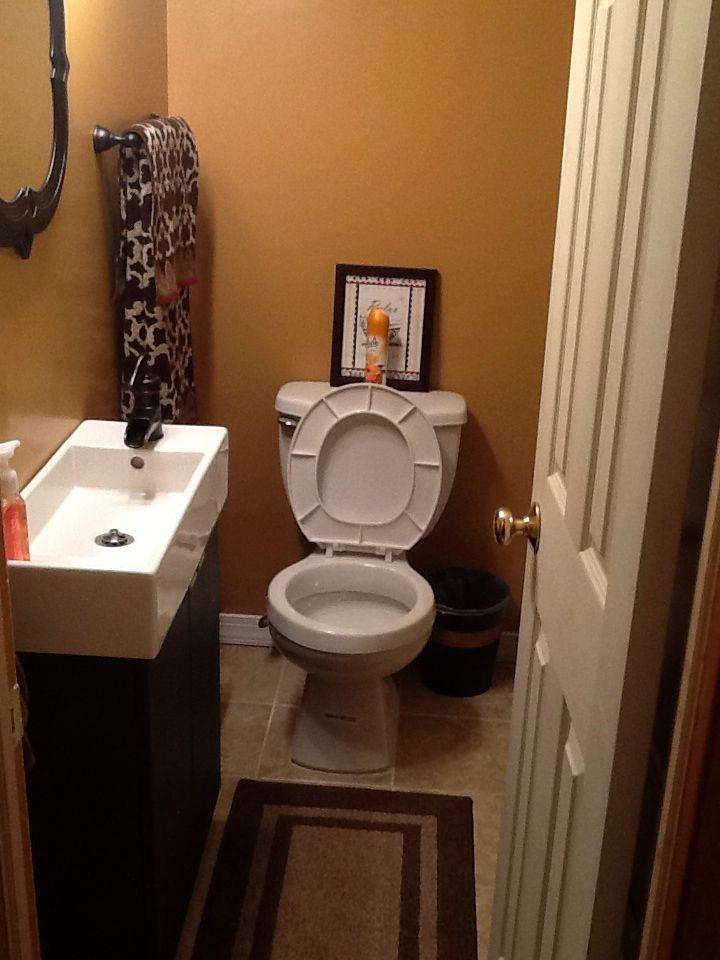 S  Tiny bathroom ideas