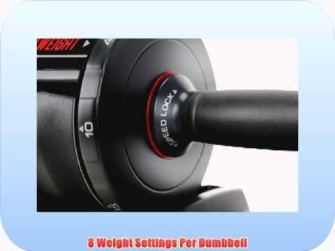 Weider SpeedWeight 90 (10-45 lbs.) Adjustable Dumbbell Set with Stand - http://adjustabledumbbellstoday.com/weider-speedweight-90-10-45-lbs-adjustable-dumbbell-set-with-stand/