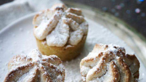 Mini-kransekage-cupcakes | Femina