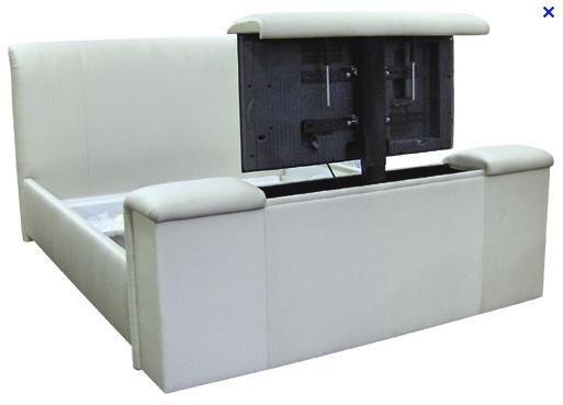 lcd flat tv-afstandsbediening tv lift voor bed lcd tv stand kan worden tillen 600mm met gratis verzending(China (Mainland))