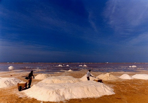 Salinas de Manaure, La Guajira, Colombia. Visit our website: http://www.going2colombia.com/