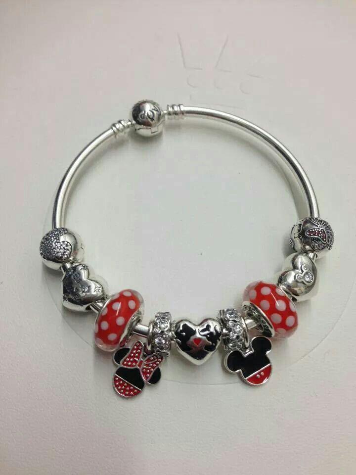 pandora disney charms - Pandora Bracelet Design Ideas