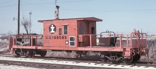 Transfer cabooses, are a special type of basic caboose design. These are used primarily on switching locals were many reverse movements need to be made. They are also used on transfer trains and yard switching.
