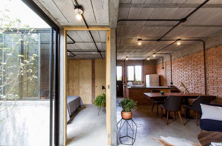 Gallery of Casa Estudio / Intersticial Arquitectura - 7