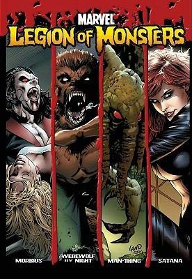 Marvel Legion of Monsters