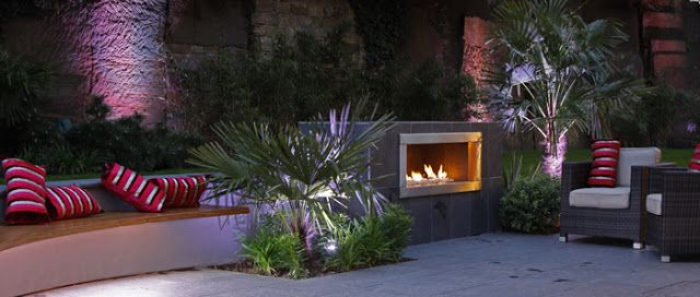 greencube garden and landscape design, UK: Greencube presents Uber Cool Garden in Tunbridge Wells