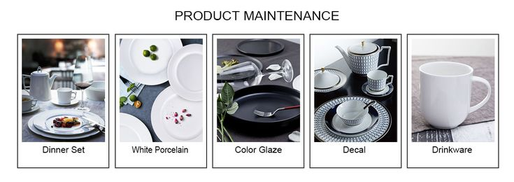 Guangdong Shengjing Industrial Co., Ltd. - white porcelain dinnerware, color glazed stoneware