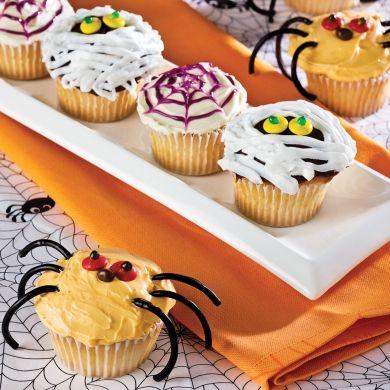 Cupcakes au citron et à la citrouille - Recettes - Cuisine et nutrition - Pratico Pratique