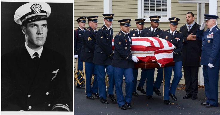 Capt. Thomas J. Hudner, Jr., Korean War Medal of Honor Recipient, Naval Aviator Passes Away