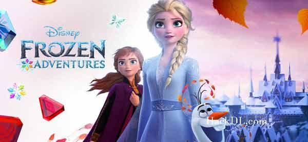 Disney Frozen Adventures Mod Apk 9 0 0 Hack Unlimited Coin Hackdl In 2020 Disney Frozen Disney Games Adventure