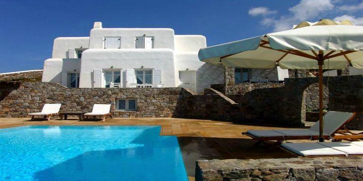 A Beautiful Summer Destination! Okyroe In Mykonos, Greece        Looking for a…