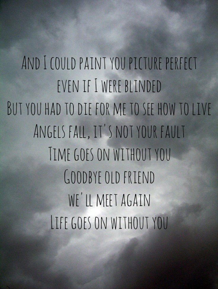 Picture Perfect - Escape The Fate I LOVE THIS SONG SO MUCH UNFFF