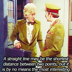 Classic Doctor Who and great advice :)