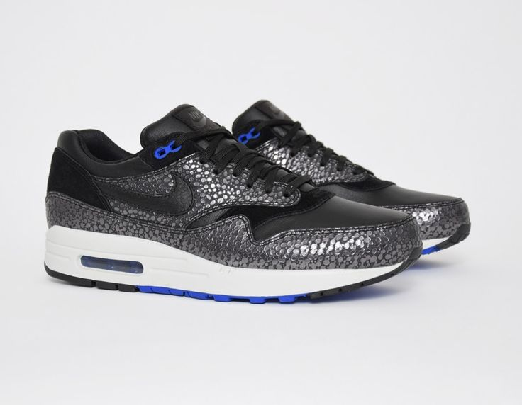 #Nike Air Max 1 Deluxe Safari #sneakers