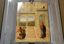 Perugia, alla Galleria nazionale uno dei capolavori del Perugino: ecco l'Annunciazione Ranieri http://www.umbria24.it/perugia-alla-galleria-nazionale-uno-dei-capolavori-del-perugino-ecco-lannunciazione-ranieri-2/134357.html#