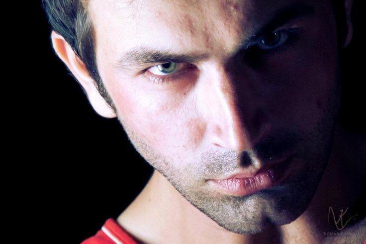 Asad Zaman...Eyes