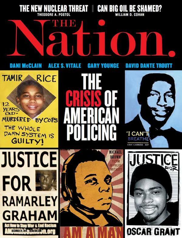 The Nation: Folter und Polizeigewalt: In kaum einen Land wird politisch derzeit so hart diskutiert, wie in den USA. Das wirkt sich allerdings höchst positiv auf die Qualität der politischen Cover aus. Ein gutes Beispiel dafür liefert The Nation.
