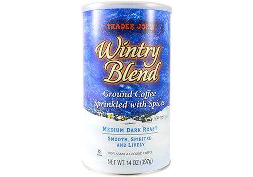 Trader Joe's Wintry Blend Coffee $7.99   #WintryBlend #Coffee #traderjoes