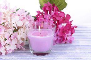 #lavorincasa : come creare delle candele profumate in fai da te...magari alla citronella, per allontanare le fastidiose zanzare!!