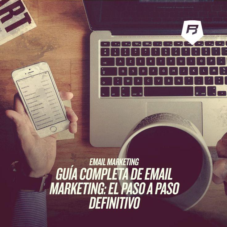 [Poderosa Herramienta Rebelde] GUÍA COMPLETA DE EMAIL MARKETING: EL PASO A PASO DEFINITIVO Accede a ella aquí >>> http://emailmarketing-rebeldesonline.com/guia-email-marketing-para-negocios/ #emailing #emailmarketing #socialmedia #emailmarketingtips #pymes #emprendedores