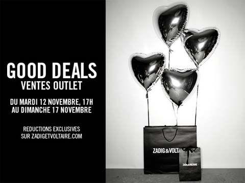 Vente Outlet Zadig & Voltaire