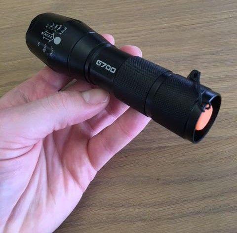 Accessories: Brightest Flash Light