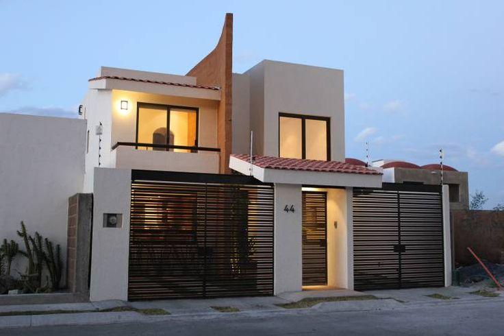 Residencial Sta. Fe: Hogar de estilo Minimalista por Arquitectura MAS