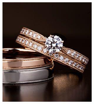 Clocher クロシェ | 結婚指輪・婚約指輪のルシエ LUCIE