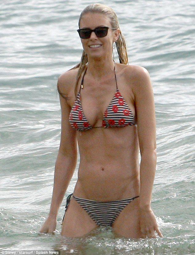 Wife Bikini Hottest Abs