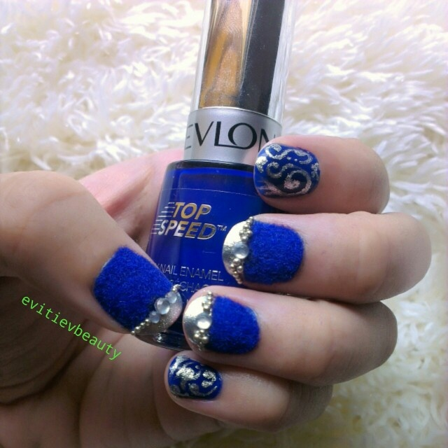 Your royal highness nail art