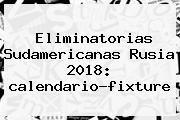 http://tecnoautos.com/wp-content/uploads/imagenes/tendencias/thumbs/eliminatorias-sudamericanas-rusia-2018-calendariofixture.jpg Calendario Eliminatorias Rusia 2018. Eliminatorias Sudamericanas Rusia 2018: calendario-fixture, Enlaces, Imágenes, Videos y Tweets - http://tecnoautos.com/actualidad/calendario-eliminatorias-rusia-2018-eliminatorias-sudamericanas-rusia-2018-calendariofixture/