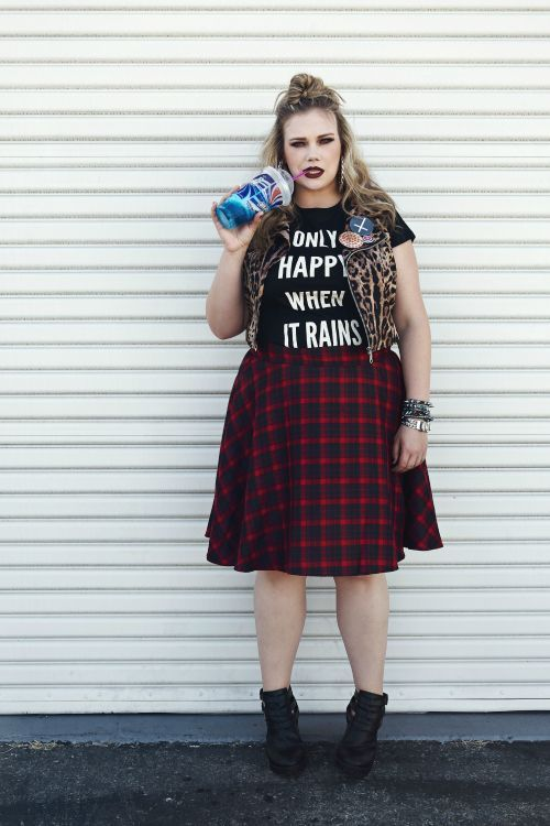 Punk Inspired Outfits Fashion And Clothing Find Your