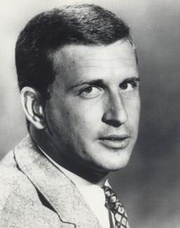 "Ted Bessell (1935 – 1996) Ann Marie's (Marlo Thomas) boyfriend on ""That Girl"""