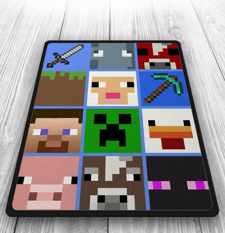http://thepodomoro.com/collections/blanket/products/minecraft-farm-inspired-blanket-quilt-fleece-blanket-large-size-medium-size-small-size
