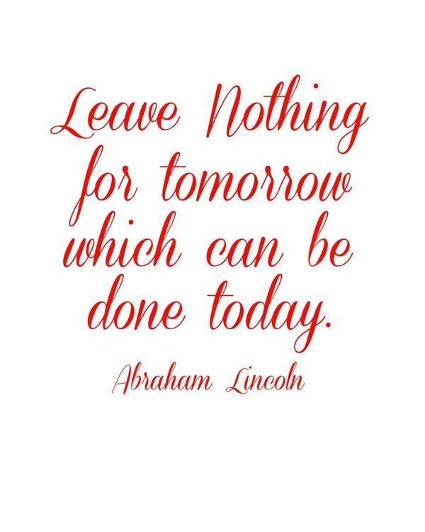 Quote For Today: Best 25+ Abraham Lincoln Quotes Ideas On Pinterest