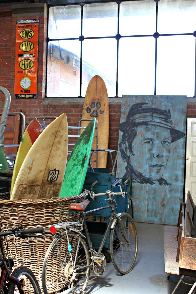 le fabuleux destin: { love for vintage } mill markets geelong